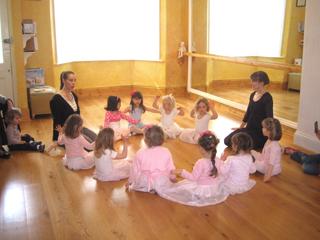 Gill's Studio dance classes NW6
