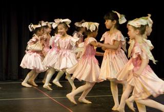 Flower Faeries ballet