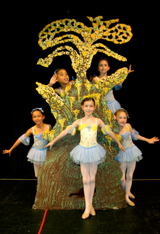 Peter and the Wolf ballet