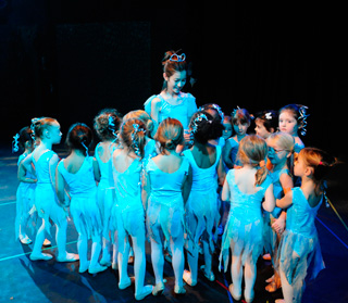 The Recital Ballet