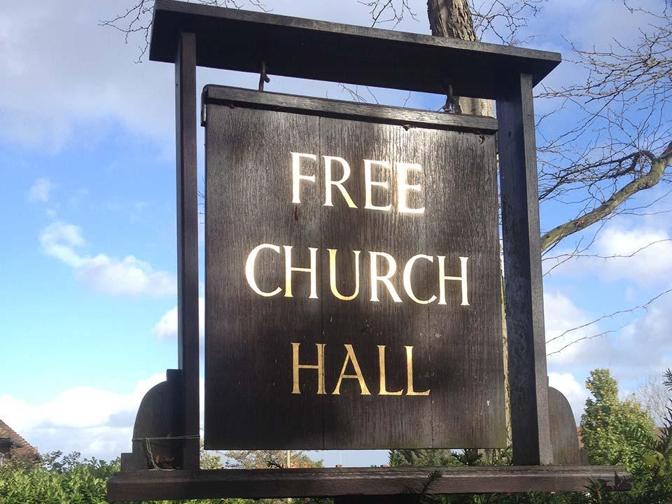 Free Church Hall, West London School of Dance