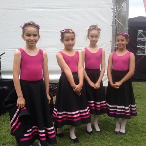 dance uniform