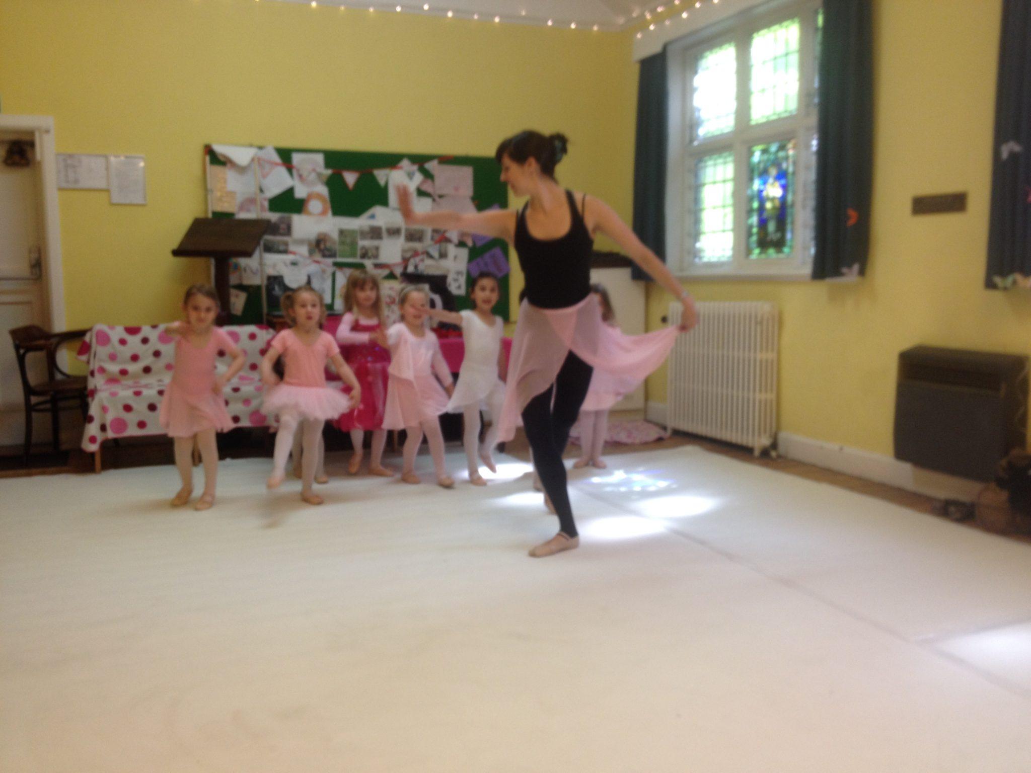 ballet classes London