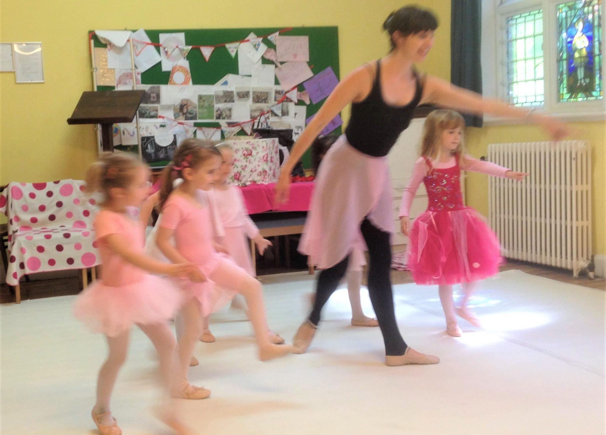 pre school ballet classes