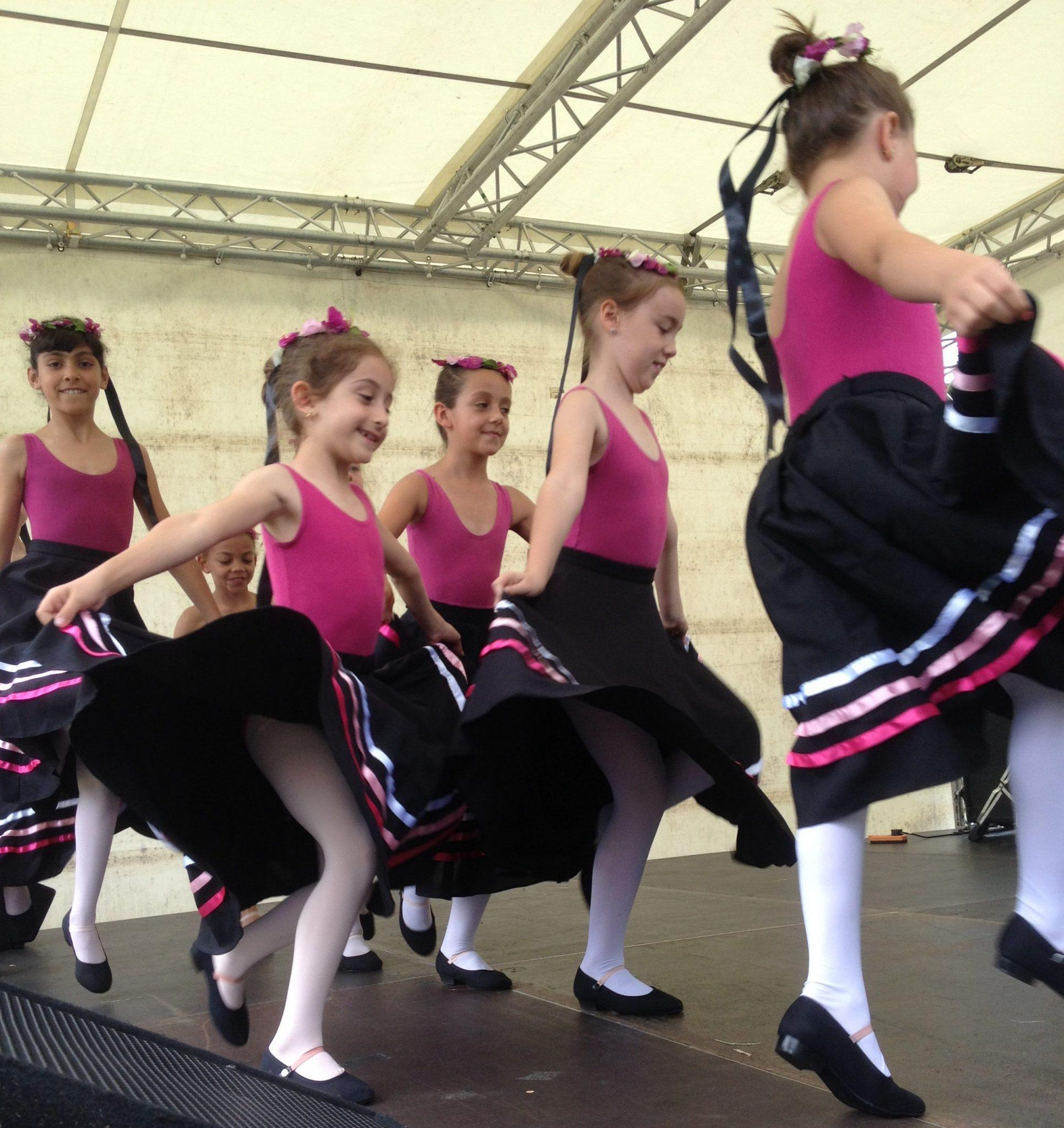 Dance unform