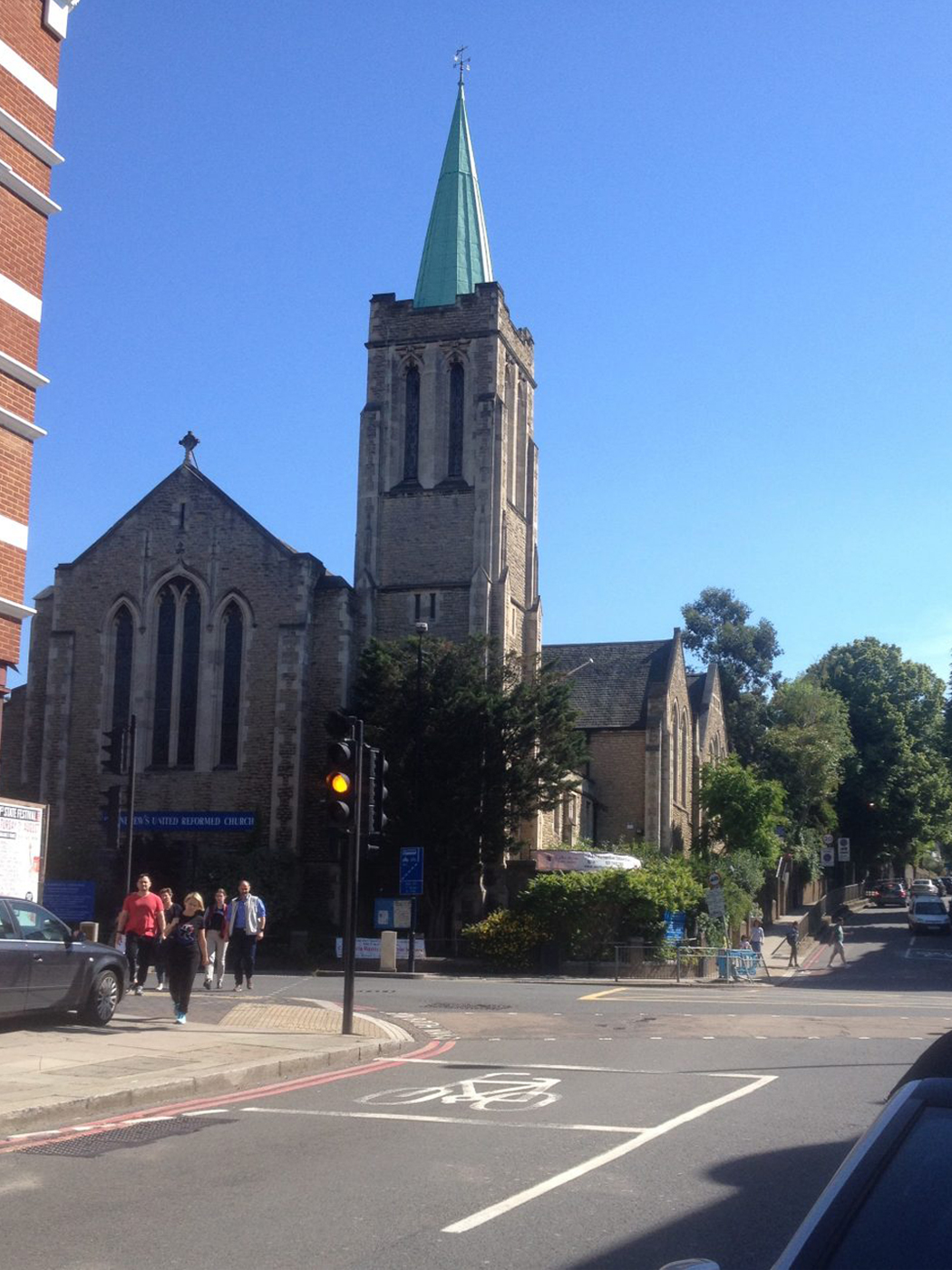 St Andrews NW4