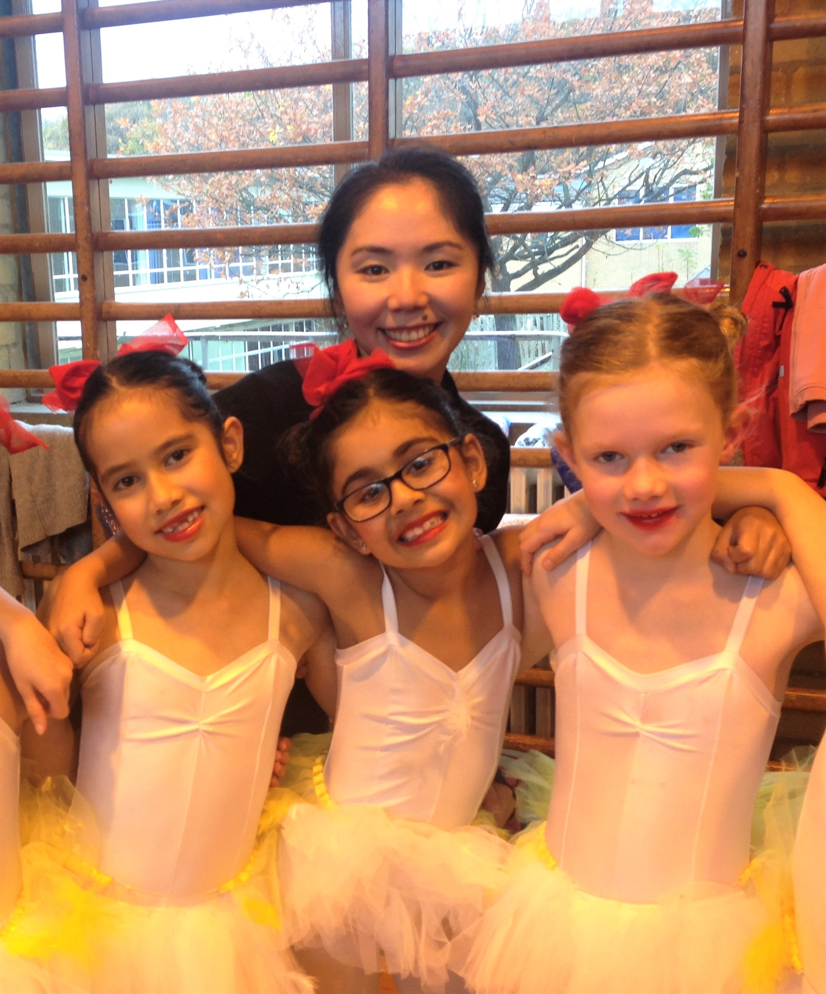 Ballet teachers London