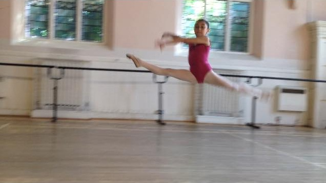 ballet classes Finchley