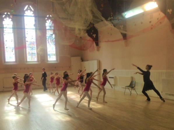 ballet exams grades