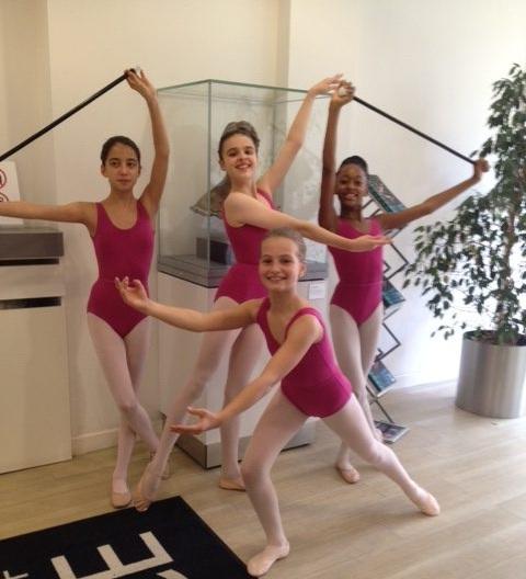 Dance exams