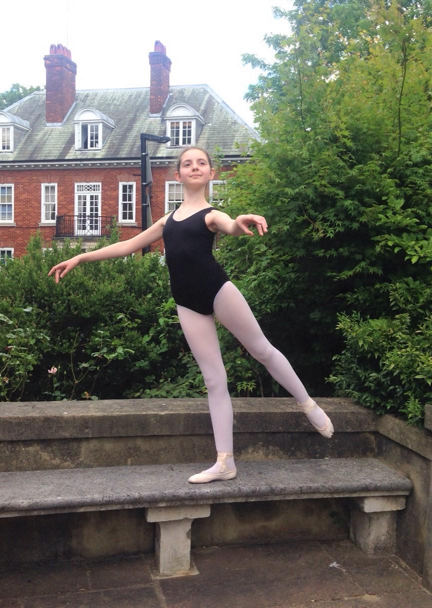ballet training London