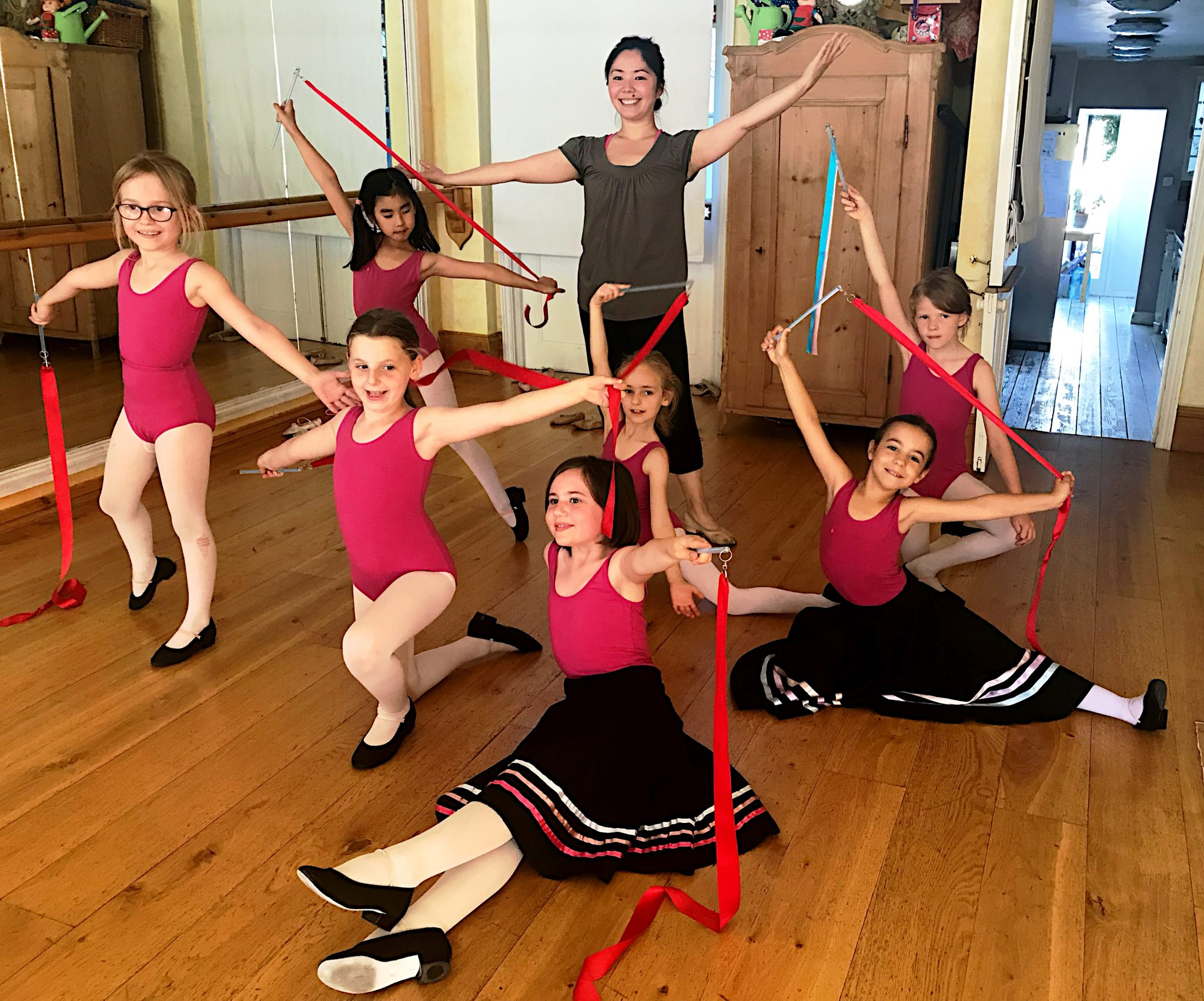 Ballet classes NW6