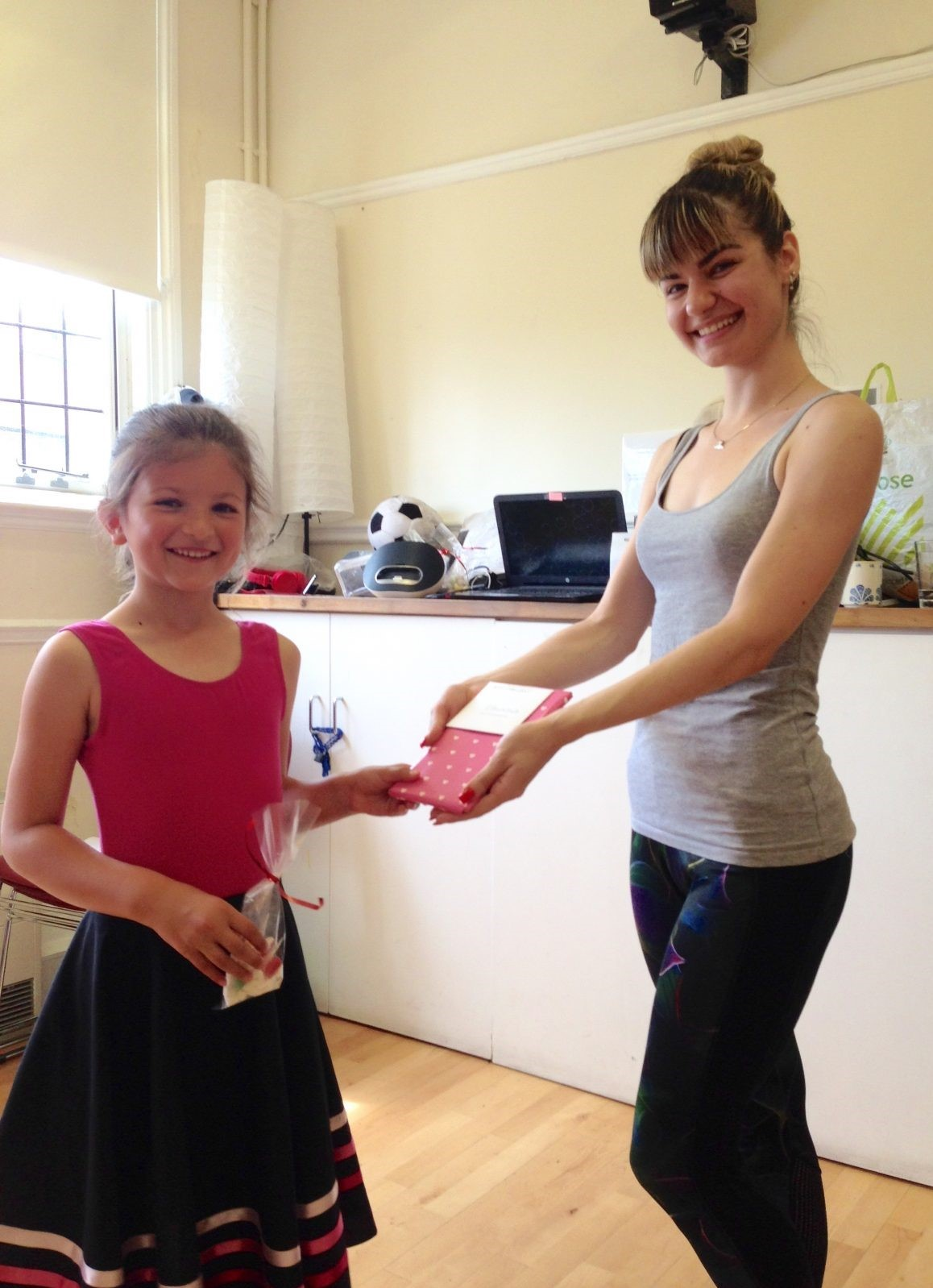 ballet teachers North London